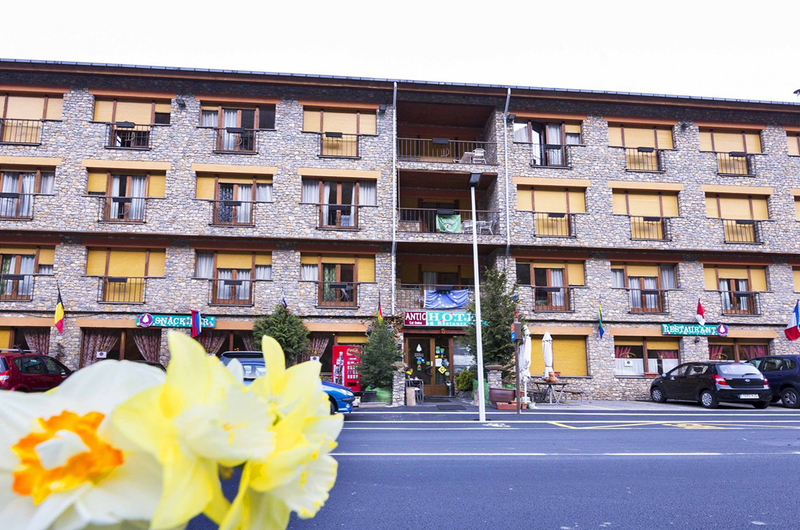 Photos of Hotel Antic in ARANS - ORDINO, ANDORRA (13)