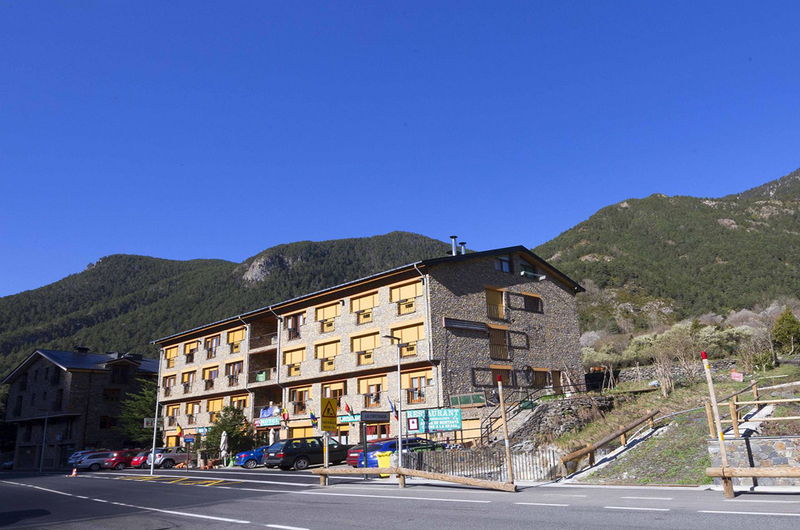 Photos of Hotel Antic in ARANS - ORDINO, ANDORRA (14)
