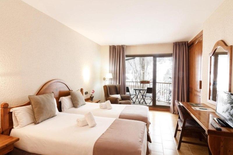 Foto 2 Hotel Hotel Sant Gothard, ERTS