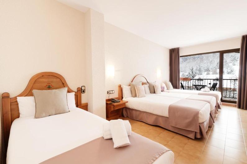 Foto 4 Hotel Hotel Sant Gothard, ERTS