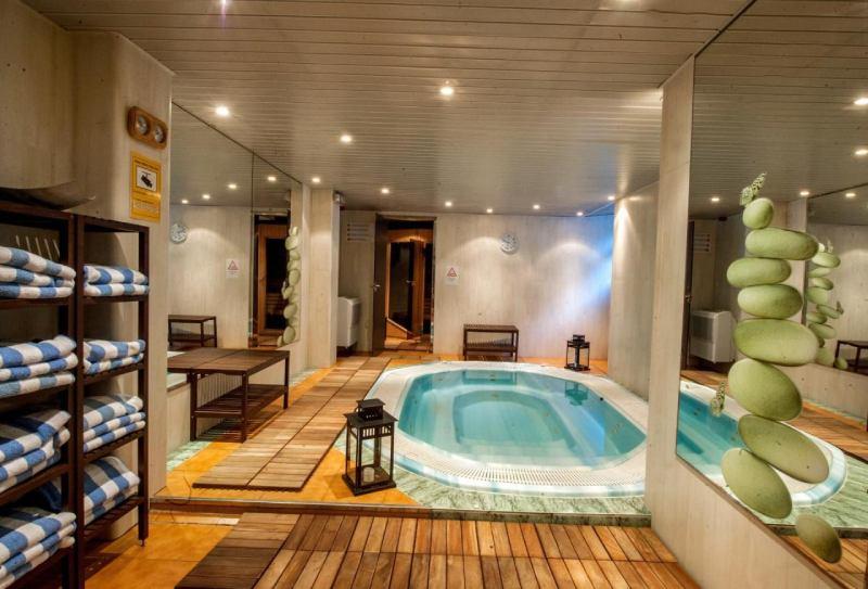 Foto 7 Hotel Hotel Sant Gothard, ERTS