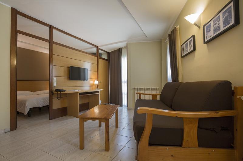 Foto 6 Hotel Annapurna Atiram Aparthotel, ANSALONGA-ORDINO