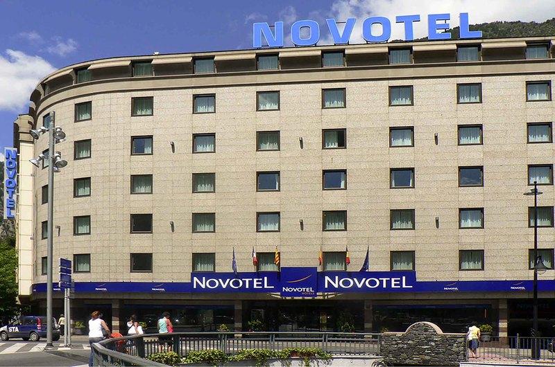 Foto 2 Hotel Novotel Andorra, ANDORRA LA VELLA