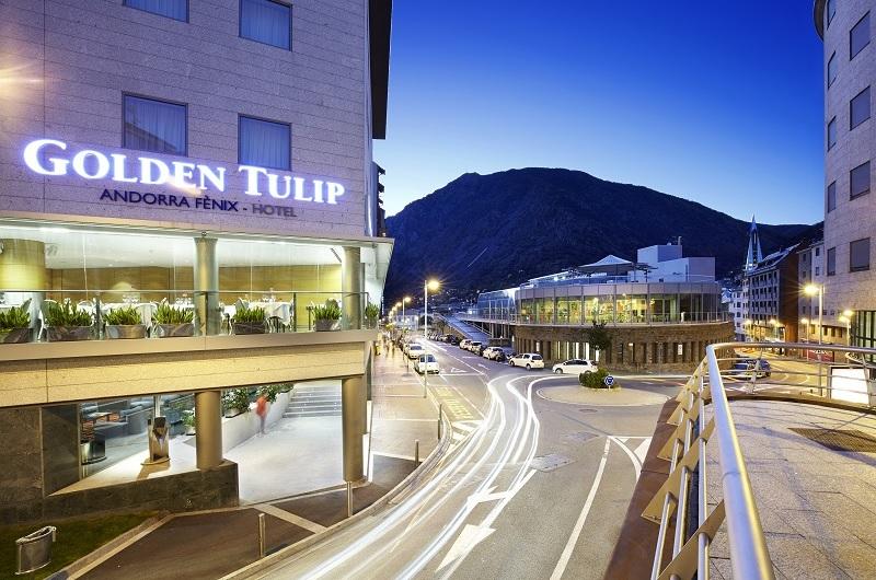 Hotel Golden Tulip Fenix1