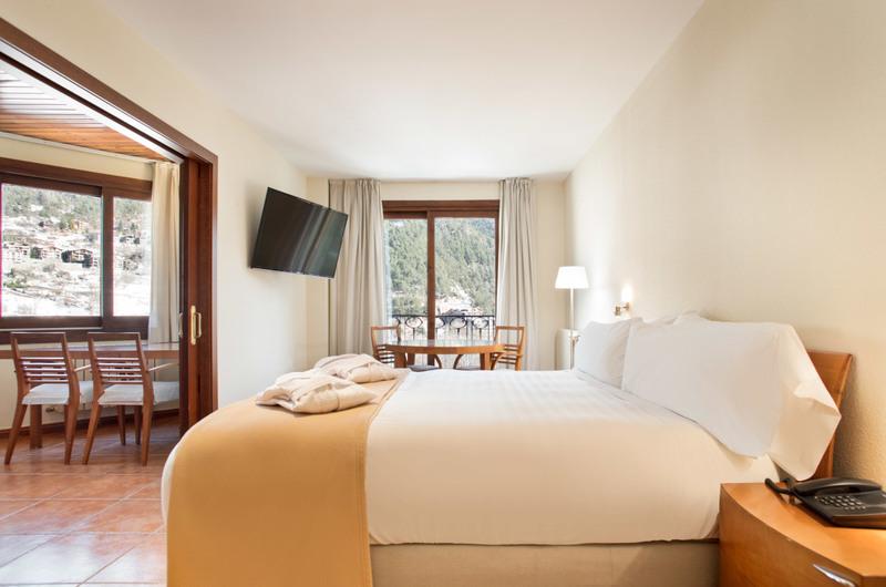 Foto 23 Hôtel Hotel Abba Xalet Suites  , SISPONY