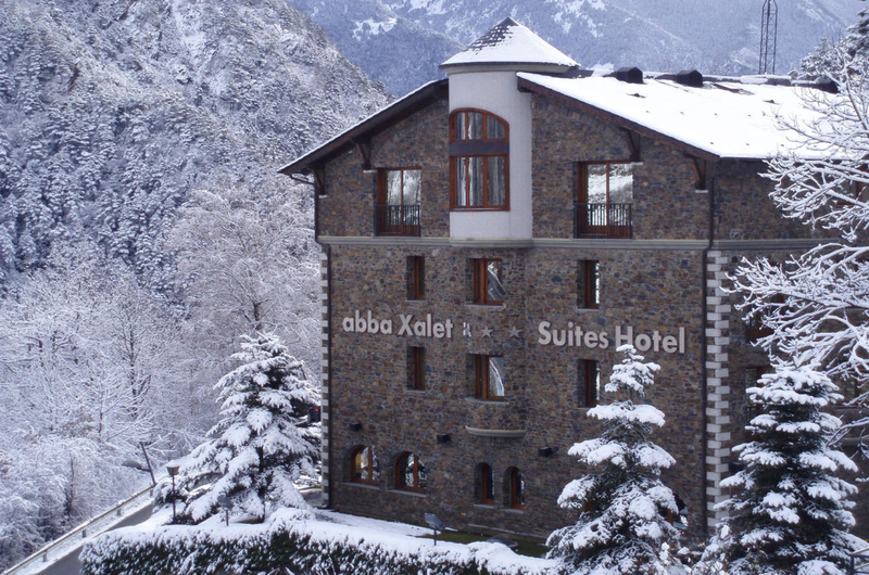 Hotel Abba Xalet Suites4