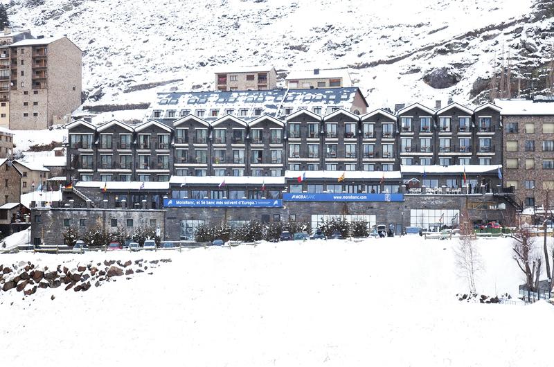 Hotel Piolets Soldeu Centre1