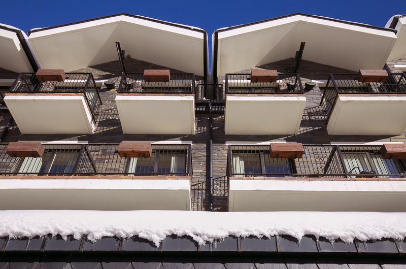 Hotel Piolets Soldeu Centre2