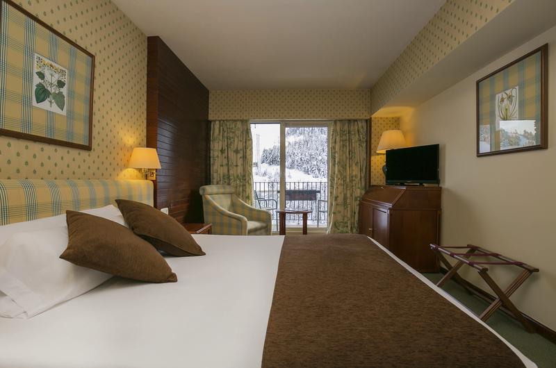 Hotel Piolets Soldeu Centre37