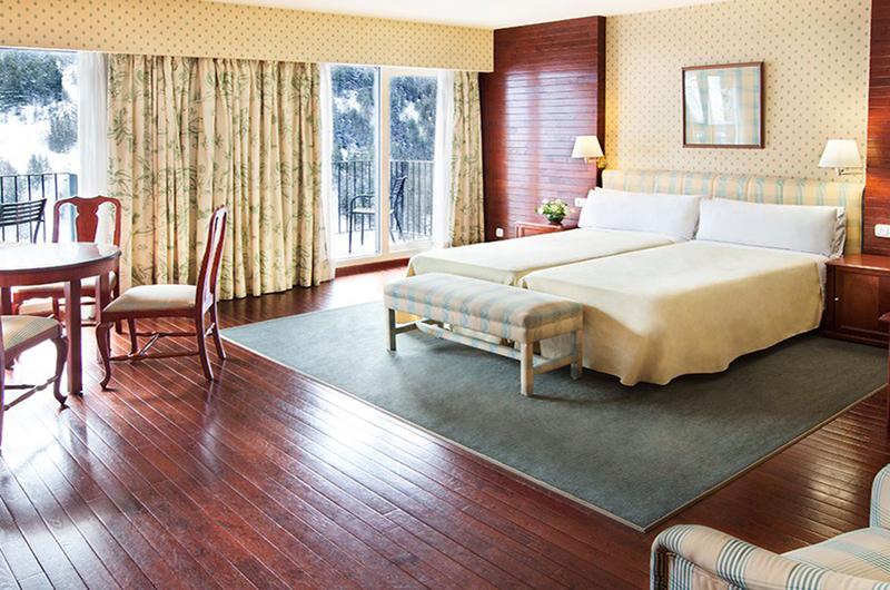 Hotel Piolets Soldeu Centre44