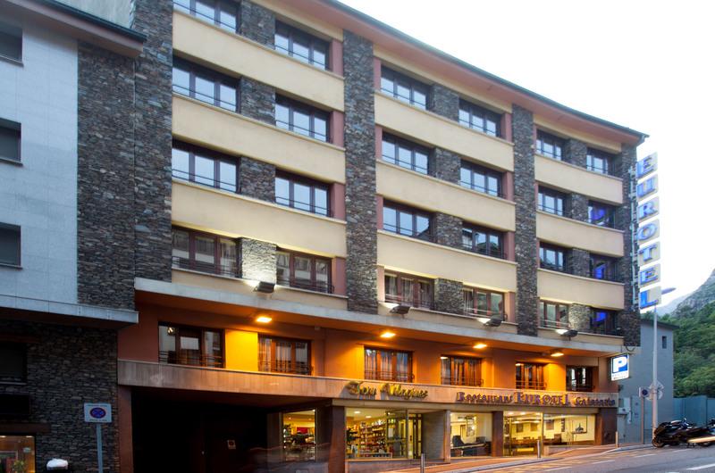 Fotos de Silken Insitu Eurotel Andorra en ESCALDES/ENGORDANY, ANDORRA (1)