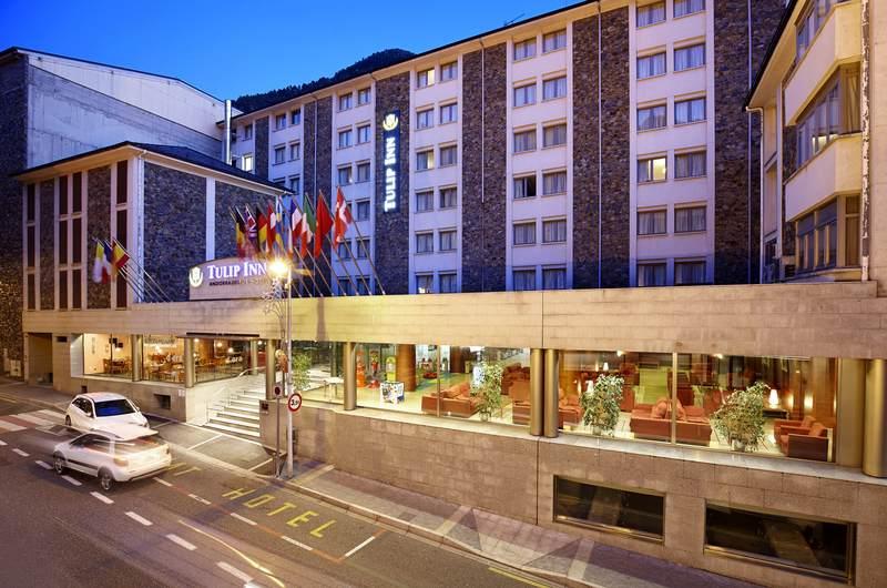 Fotos de Hotel Tulip Inn Andorra Delfos en ESCALDES/ENGORDANY, ANDORRA (1)