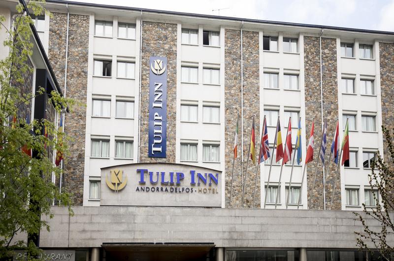 Fotos de Hotel Tulip Inn Andorra Delfos en ESCALDES/ENGORDANY, ANDORRA (2)