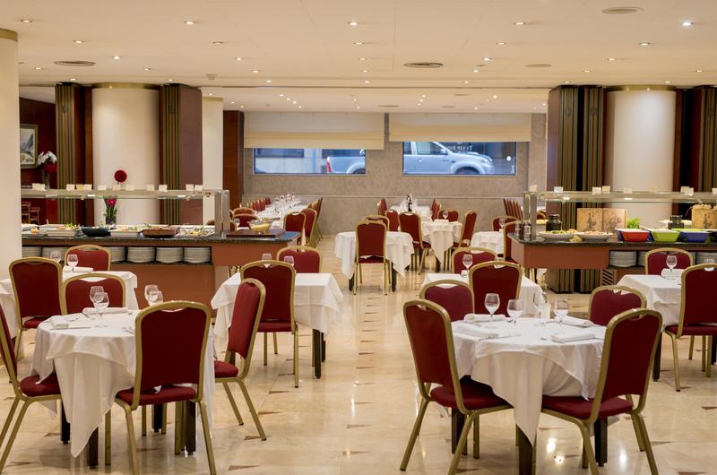 Hotel Tulip Inn Andorra Delfos22
