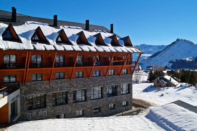 Fotos de Hotel HG. Alto Aragon en FORMIGAL, ESPANYA (1)