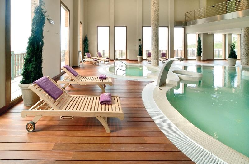Hotel Golf & SPA Real Badaguás14