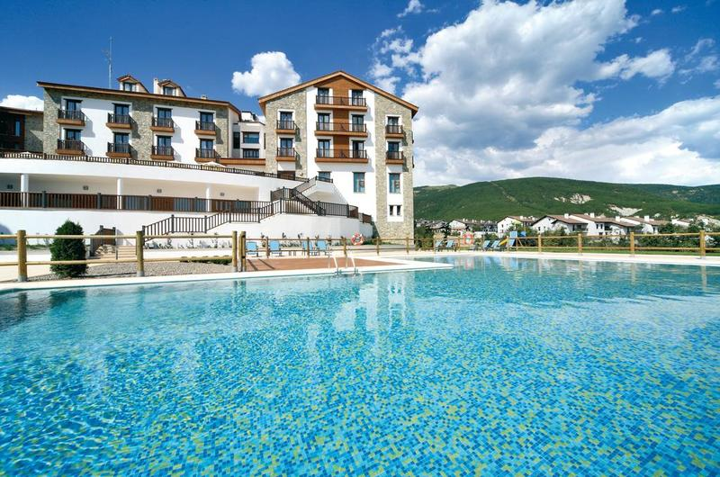 Hotel Golf & SPA Real Badaguás17