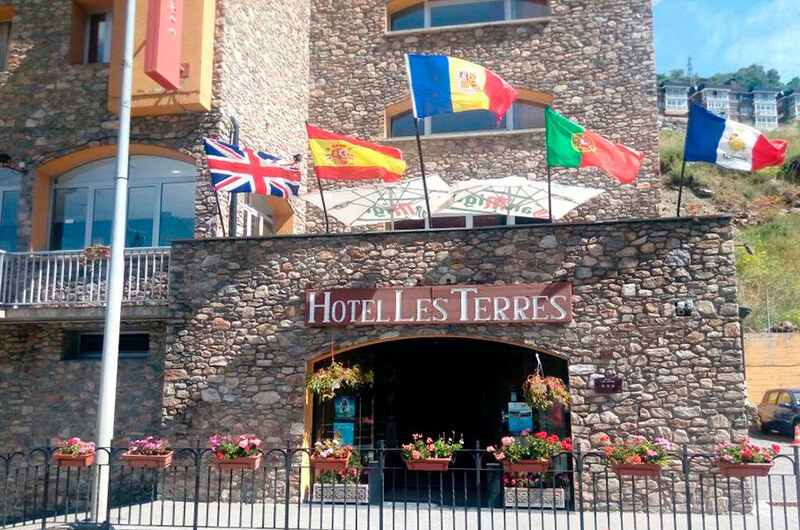 Photos of Hotel Les Terres in CANILLO, ANDORRA (1)