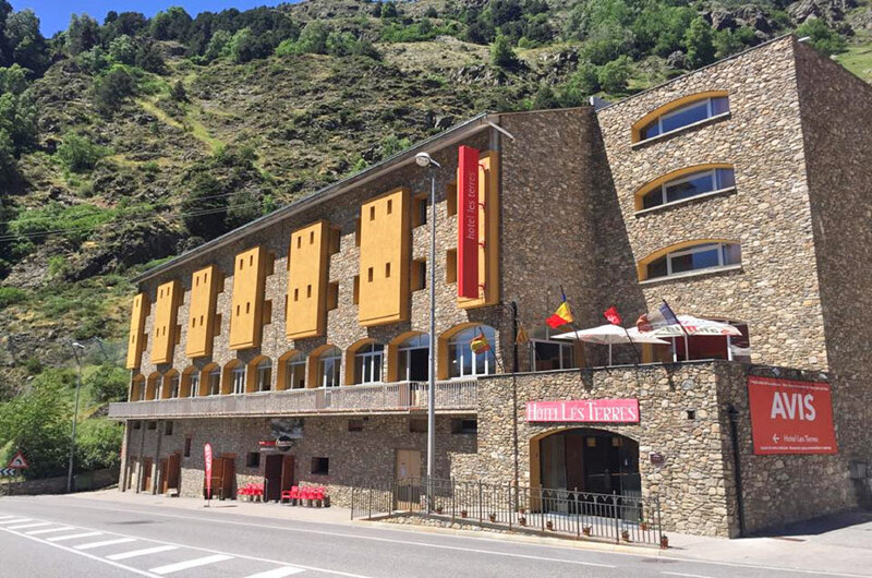 Photos of Hotel Les Terres in CANILLO, ANDORRA (3)