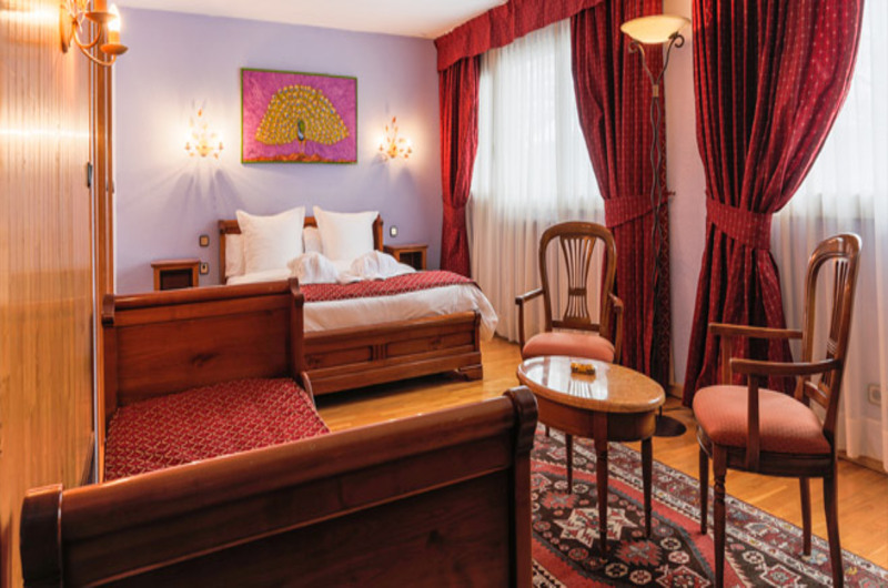 Photos de Hotel Spa Llop Gris à EL TARTER, ANDORRE (32)
