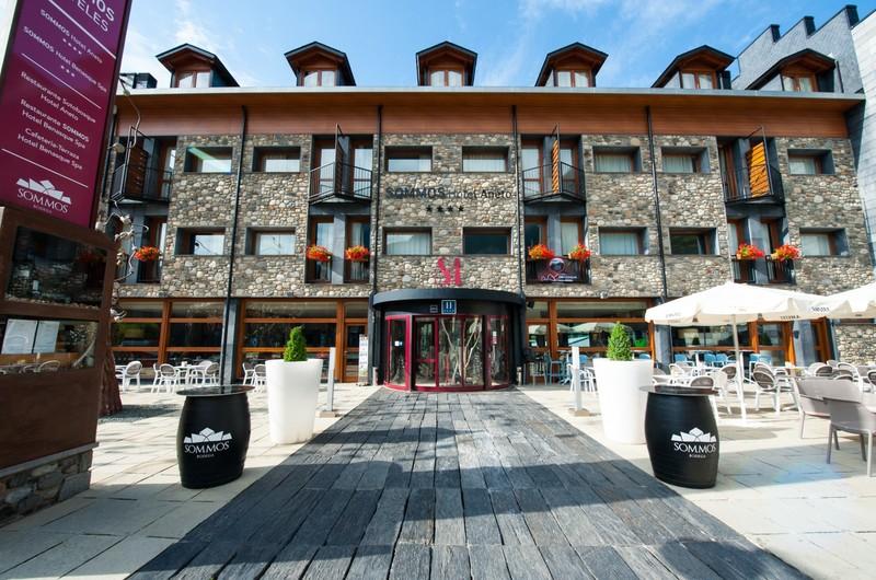 Photos de SOMMOS Hotel Aneto à BENASQUE, ESPAGNE (1)