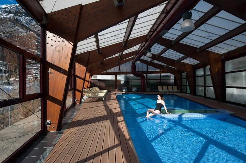 Foto 13 Hotel SOMMOS Hotel Aneto, BENASQUE