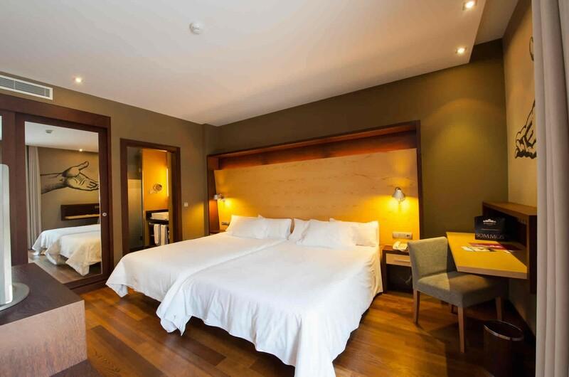 Foto 18 Hotel SOMMOS Hotel Aneto, BENASQUE