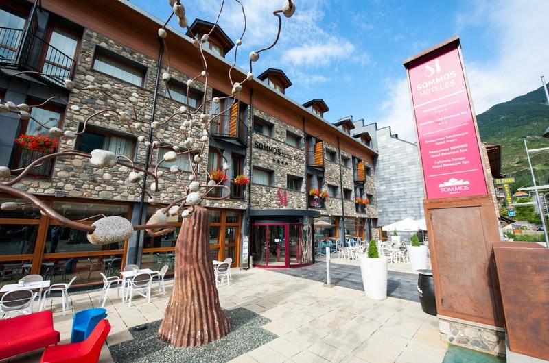 Photos de SOMMOS Hotel Aneto à BENASQUE, ESPAGNE (2)
