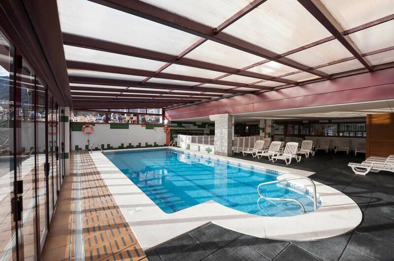 Foto 13 Hotel SOMMOS Hotel Benasque Spa, BENASQUE