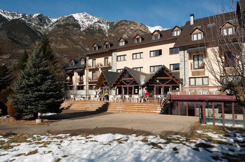 Foto 15 Hotel SOMMOS Hotel Benasque Spa, BENASQUE
