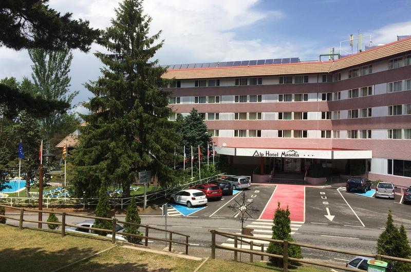 Photos of Alp Hotel Masella in ALP, SPAIN (3)