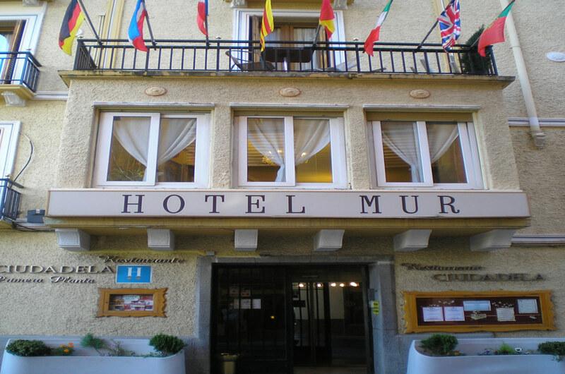 Fotos de Hotel Mur en JACA, ESPANYA (1)