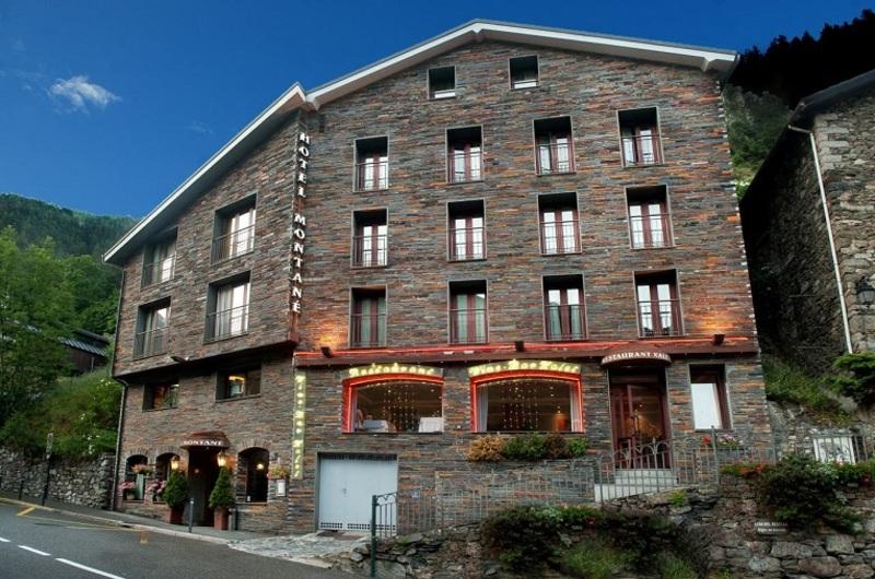 Fotos de Hotel Montané Sup. en ARINSAL, ANDORRA (1)