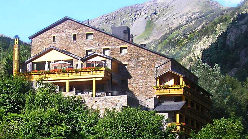 Photos of Hotel & SPA Xalet Bringué in EL SERRAT- ORDINO, ANDORRA (1)