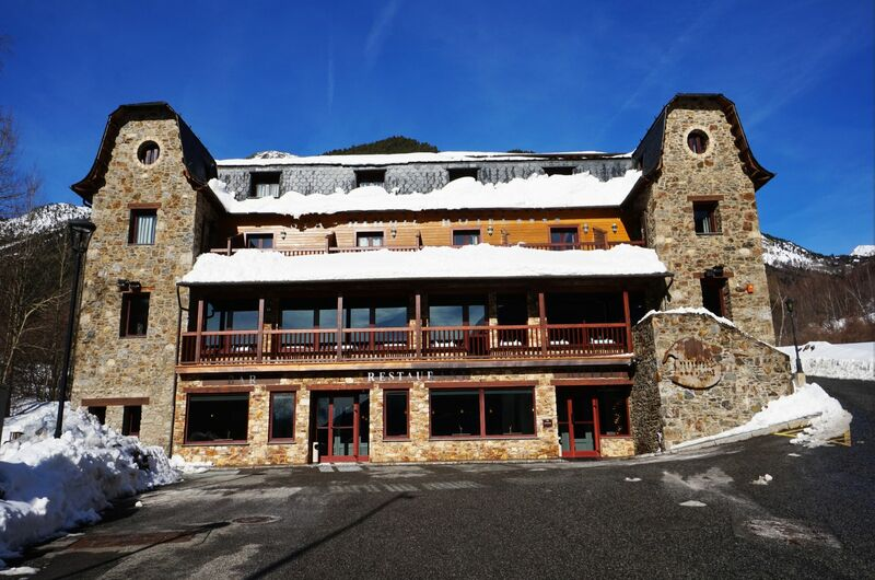 Photos de Hotel Niunit By Bringue à EL SERRAT- ORDINO, ANDORRE (1)