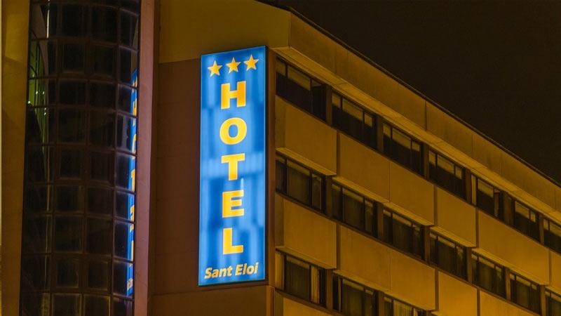 Hotel Sant Eloi13