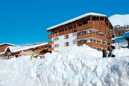 Photos of Chalet Alpina in VALCLARET, FRANCE (1)