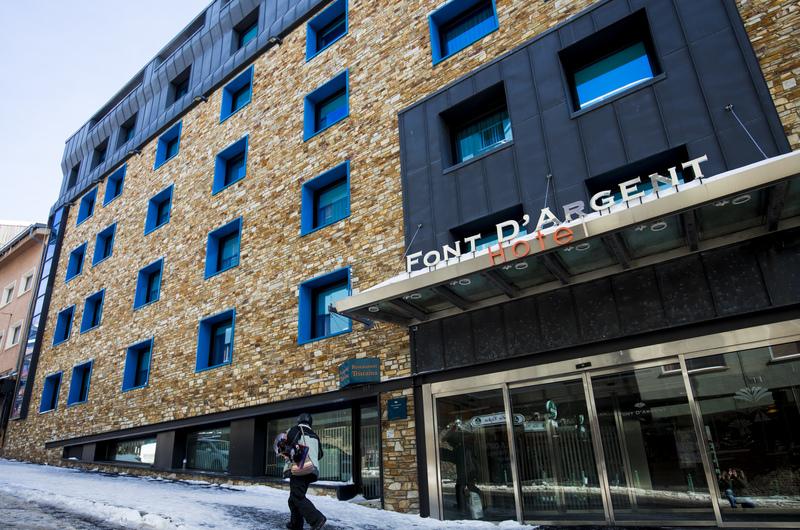 Foto 1 Hotel Hotel Font d'Argent Pas de la casa , PAS DE LA CASA