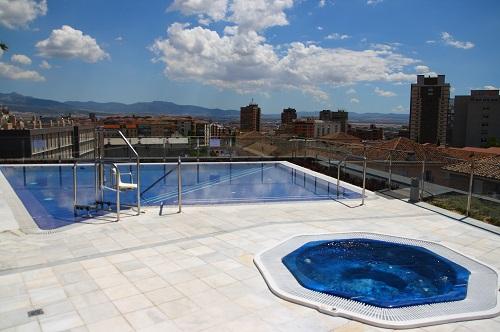 Hotel Allegro Granada (antes Puerta De Los Aljibes)3