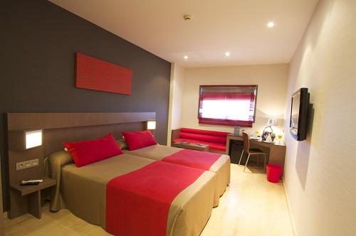 Hotel Allegro Granada (antes Puerta De Los Aljibes)5