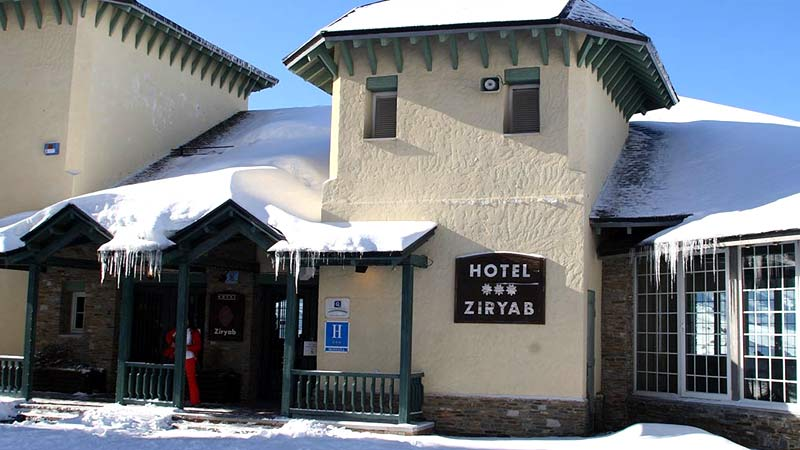 Photos of Hotel Ziryab Sierra Nevada in SIERRA NEVADA, SPAIN (1)