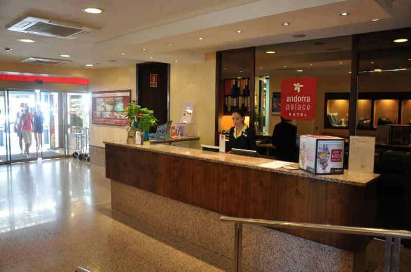 Foto 2 Hotel Hotel Andorra Palace, ANDORRA LA VELLA
