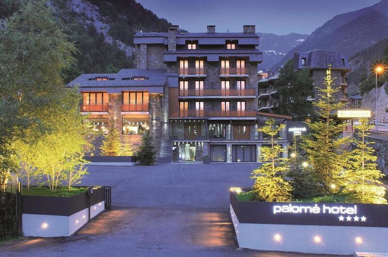 Fotos de Hotel Palomé en ERTS, ANDORRA (1)