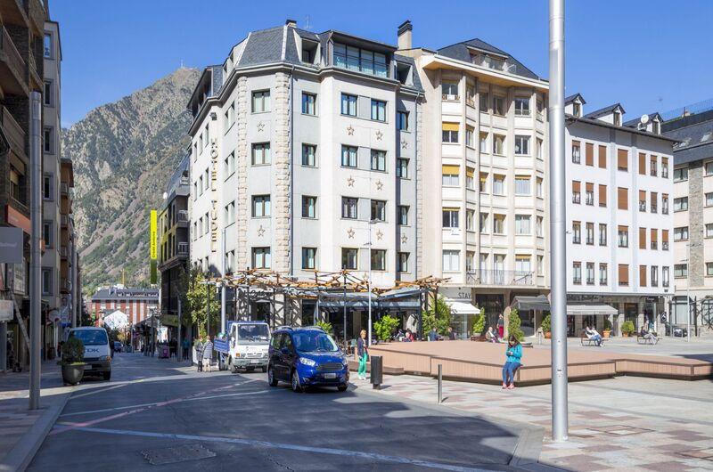 Fotos de Hotel Tudel en ESCALDES/ENGORDANY, ANDORRA (1)