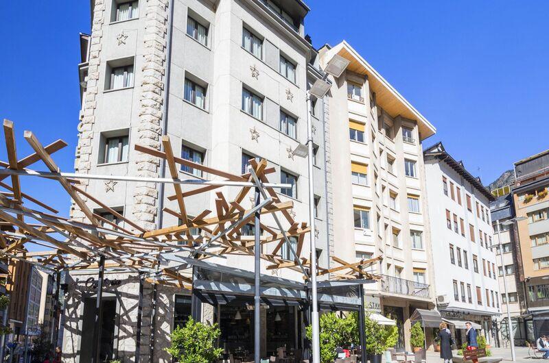 Fotos de Hotel Tudel en ESCALDES/ENGORDANY, ANDORRA (2)