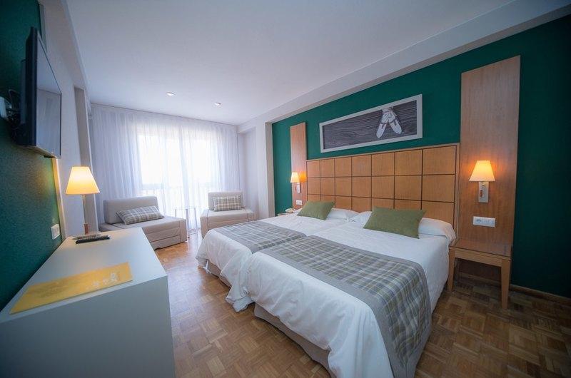 Foto 14 Hôtel Gran Hotel Jaca, JACA