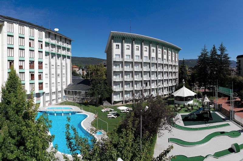 Foto 3 Hotel Gran Hotel Jaca, JACA