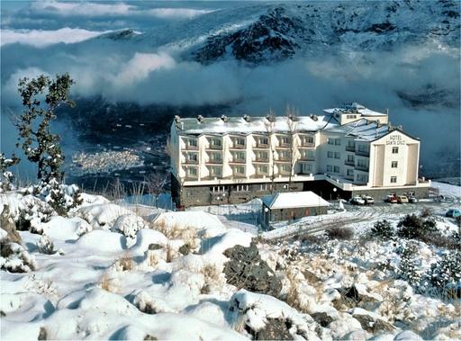 Fotos de Hotel Santa Cruz en SIERRA NEVADA, España (1)