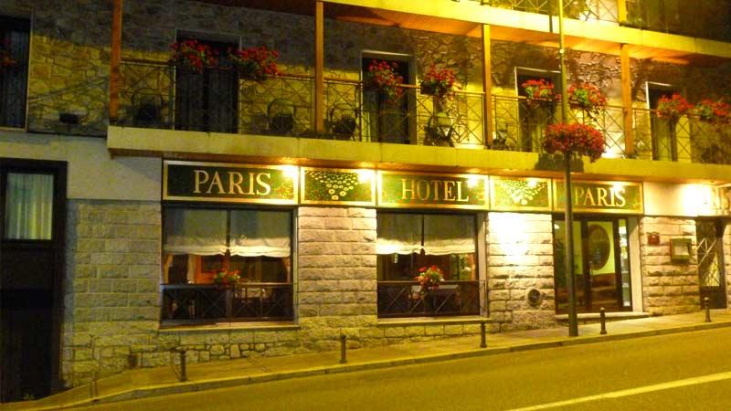 Fotos de Hotel Paris en ENCAMP, ANDORRA (1)