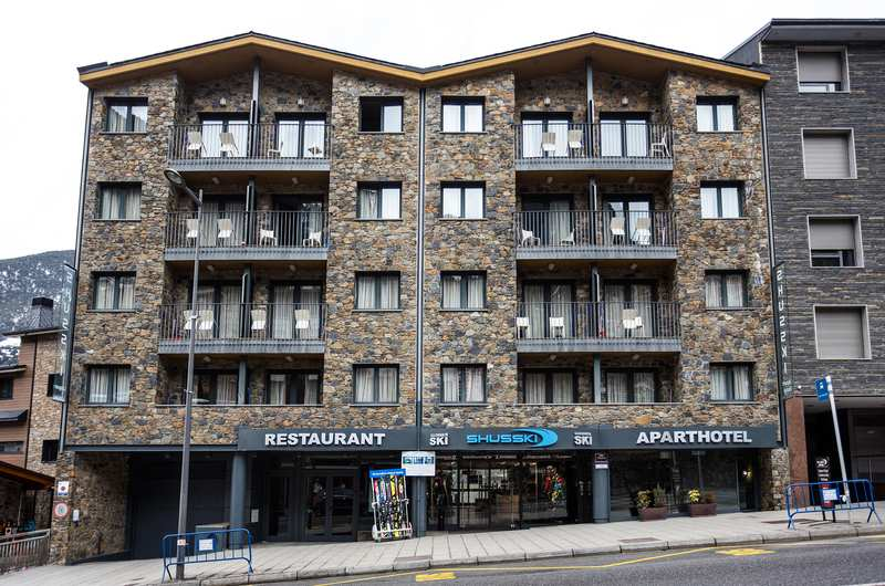 Photos of Aparthotel Shusski in ENCAMP, ANDORRA (1)